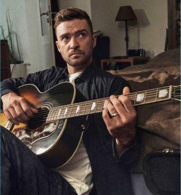 Justin Timberlake Covers GQ France, Discusses Fatherhood