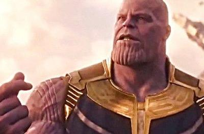 Experience Thanos' Snap with New Infinity War Facebook AR