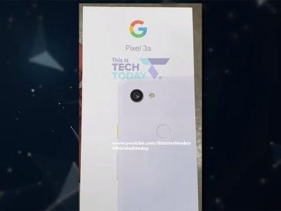Google Pixel 3a packaging leak corroborates 'Purple-ish' name, screen size, hints at pricing