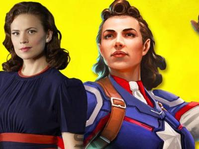 Peggy Carter Becomes Captain America In Marvel What If? First Image