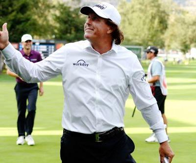 This wasn't the Ryder Cup Phil Mickelson