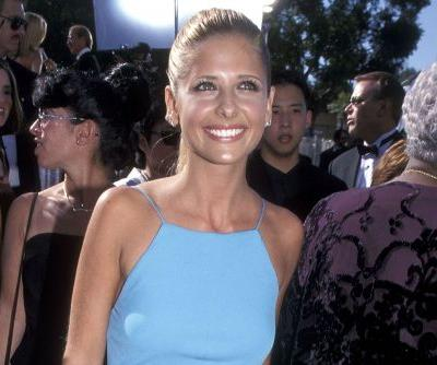 Sarah Michelle Gellar's 1999 Emmys dress still fits
