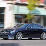 2018 Mercedes-Benz E400 4Matic Coupe - Instrumented Test