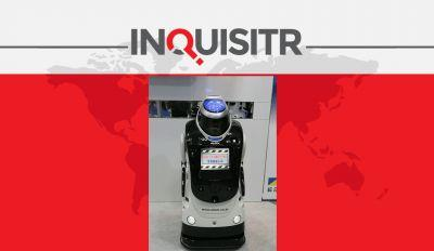 Security Robot Commits Suicide: 'Robot Cop' Found Face-Down In Fountain In Washington Building