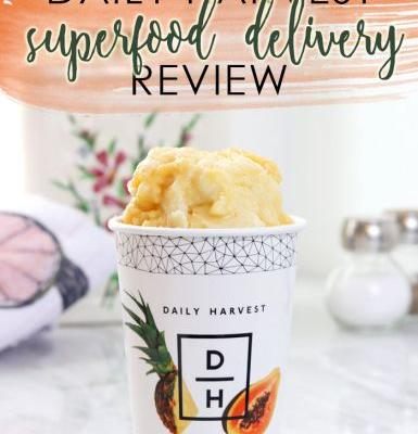 Daily Harvest Review: Convenient & Healthy Super Food Delivery