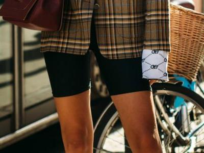 We Really Made Bike Shorts a Thing This Year, According to eBay