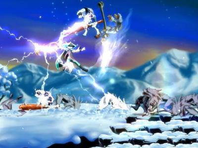 Dust: An Elysian Tail is another good get for the Switch