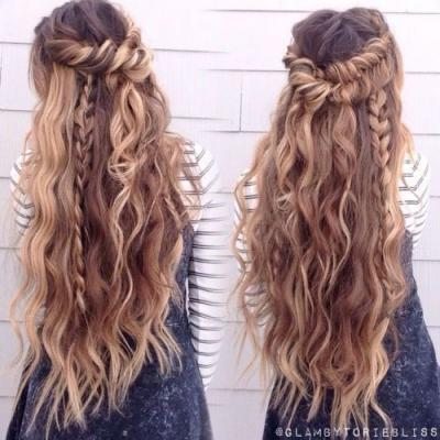 DIY- Boho Braids With a Twist