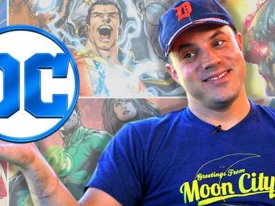 Geoff Johns Is No Longer In Charge Of DC Movies