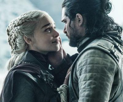 How Emilia Clarke, Kit Harington reacted to 'Game of Thrones' finale