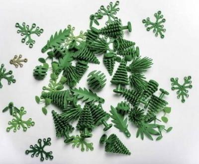 The Challenges of Creating Sustainable, Plant-Based LEGO Bricks