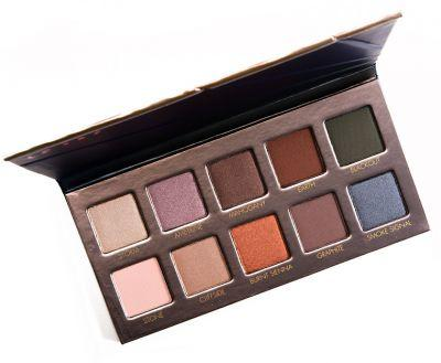 LORAC Unzipped Mountain Sunset Eyeshadow Palette Swatches