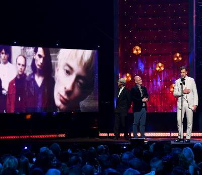 Here's Radiohead's Rock & Roll Hall Of Fame Induction Speech