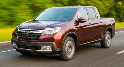2018 Honda Ridgeline Priced From $29,630, Adds Two New Color Choices