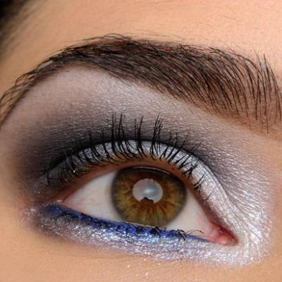 Make Up For Ever Silver & Gray Artist Color Shadows Reviews, Photos, Swatches