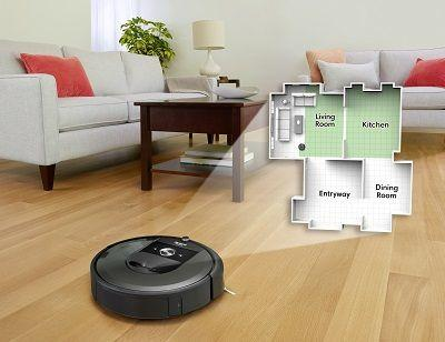 IRobot's Roombas to Map Households for Google Smart Homes