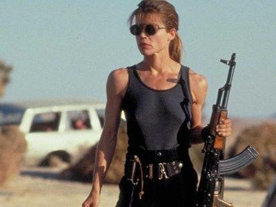 Linda Hamilton Returning to the 'Terminator' Franchise to Play Sarah Connor in New Sequel