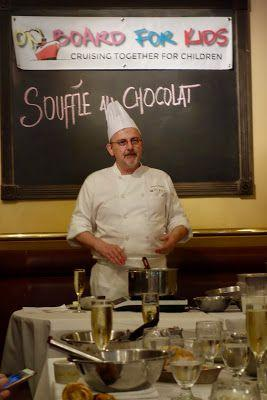 Rant: Chocolate Souffle & Hungry Children