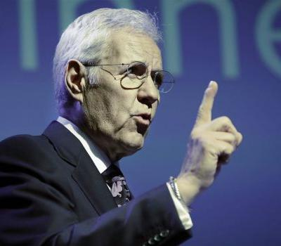 Alex Trebek says he has stage 4 pancreatic cancer
