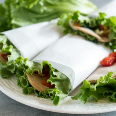 Low Carb Lettuce Wraps