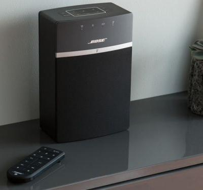 Blast some tunes with the Bose SoundTouch 10 refurbished for $100