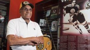 Willie O'Ree, NHL's 1st black player, gets Hall of Fame call