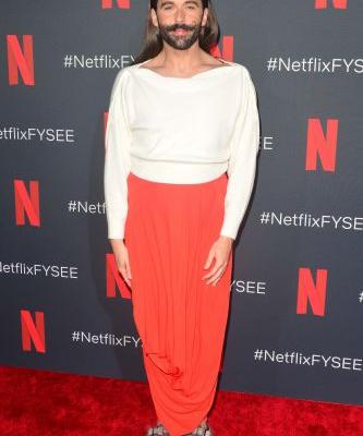 "Jonathan Van Ness Opens Up About Being a Part of the ""Beautiful HIV-Positive Community"""