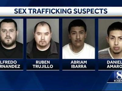 2 Salinas men who ran human trafficking ring sentenced to prison