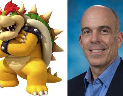 Nintendo of America's new president is named Bowser, and everyone is making the same jokes