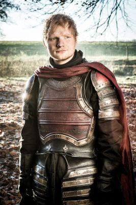 Here's How Ed Sheeran Landed That Game of Thrones Cameo