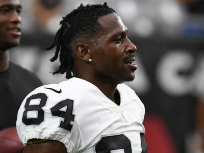 Jon Gruden thinks Antonio Brown will be practicing with Raiders soon