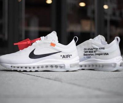 Two New Virgil Abloh x Nike Air Max 97 Colorways Could Be Releasing
