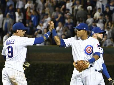 LEADING OFF: Brewers chase Cubs, Reds try to blank Dodgers