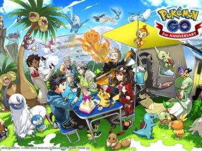 'Pokemon Go' teases upcoming Gen 4 Pokemon in next update