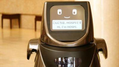 Travel in the Machine Age: Robots Join the Frontline Workforce