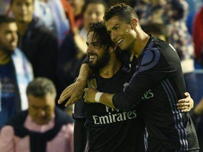'He's firing on all cylinders' - It's very easy to play with on-fire Cristiano Ronaldo, says Isco
