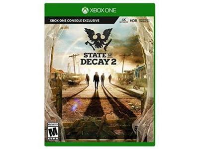 Daily Deals: State of Decay 2 for $20, Destiny 2 Collector's Edition, and Jurassic Park Hardcover Book for $8