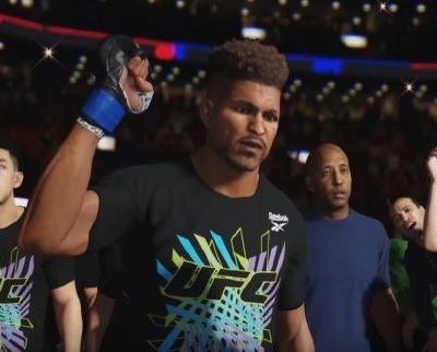 UFC 4 Career Mode puts you in control of body, brand, and beatdowns