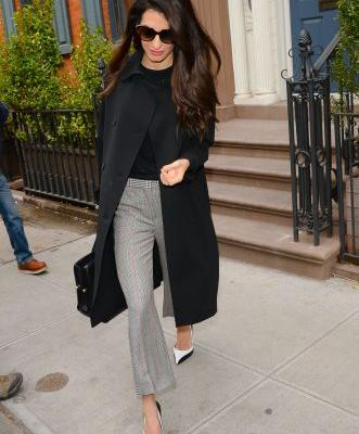 How to Get Amal Clooney's Glorious Shoe Collection on a Fast-Fashion Budget