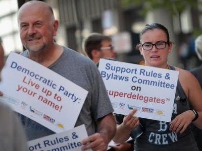 DNC Set To Reduce Role Of 'Superdelegates' In Presidential Nominating Process