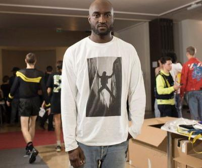 Virgil Abloh's New Louis Vuitton Sneaker Gets a First Look