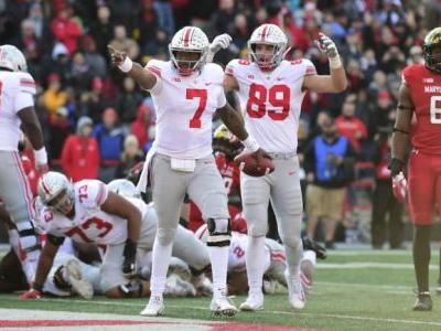 Ohio State vs. Maryland score, takeaways: No. 10 Buckeyes escape wild battle with overtime win