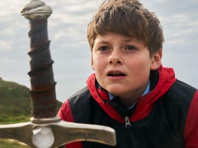 'Kid Who Would Be King' Is A Delightful Riff On The Legend Of King Arthur