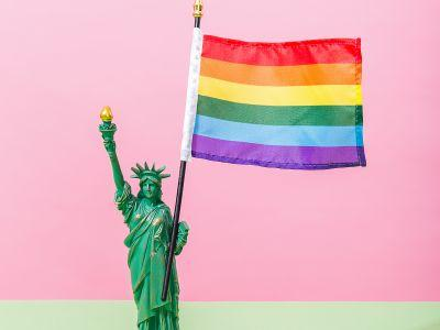 NYC Is Building A Monument Dedicated To LGBTQ People