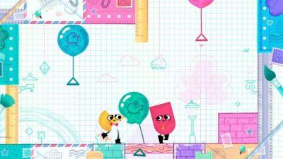Nintendo Announces Snipperclips � Cut it out, together! for the Switch