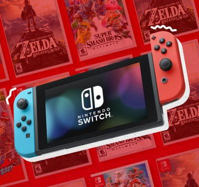 The best Nintendo Switch deals for Black Friday 2019