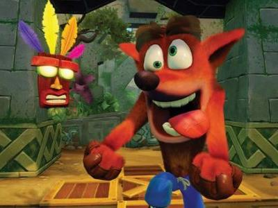 Crash Bandicoot N. Sane Trilogy Sales Pass 2.5 Million Units Worldwide