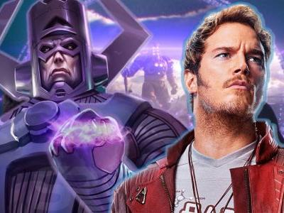 Guardians of The Galaxy Theory Says Galactus is Final Easter Egg