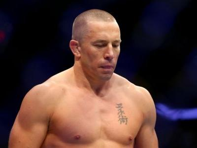 Georges St-Pierre leaves door open for UFC comeback: 'If there's something interesting, we'll see'
