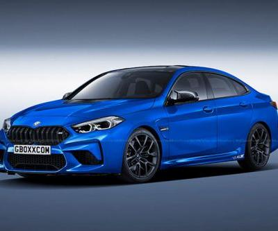 BMW M2 Gran Coupe Rendered But Unlikely To Happen